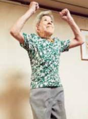 青野良子さん 88歳
