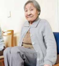 野村りんさん 94歳