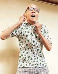 野坂好生さん 91歳